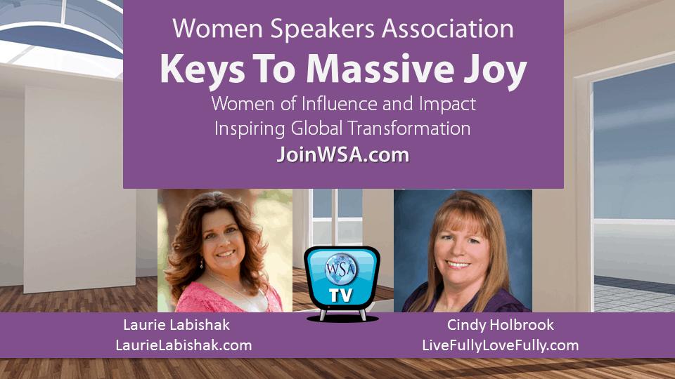 Keys to Massive Joy - WSA-TV