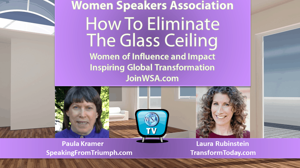 eliminate the glass ceiling