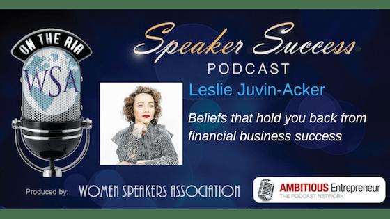 Leslie Juvin-Acker -Podcast blog