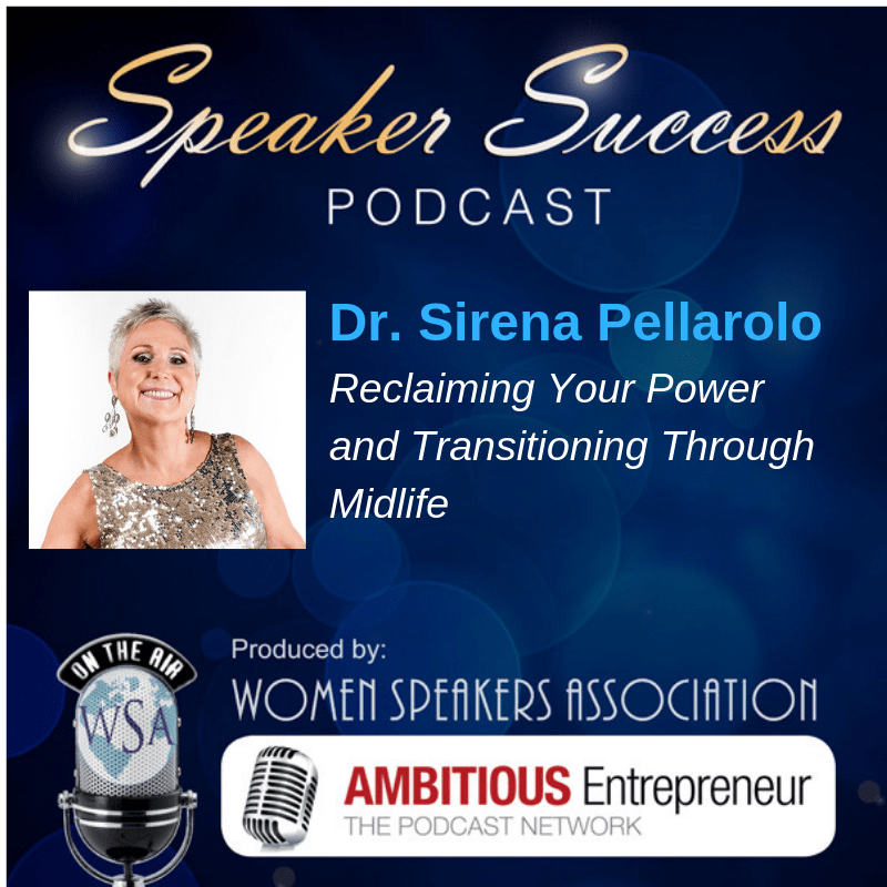 Reclaiming Your Power and Transitioning Through Midlife [Podcast]