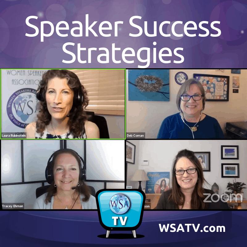 Speaker Success Insider Tips
