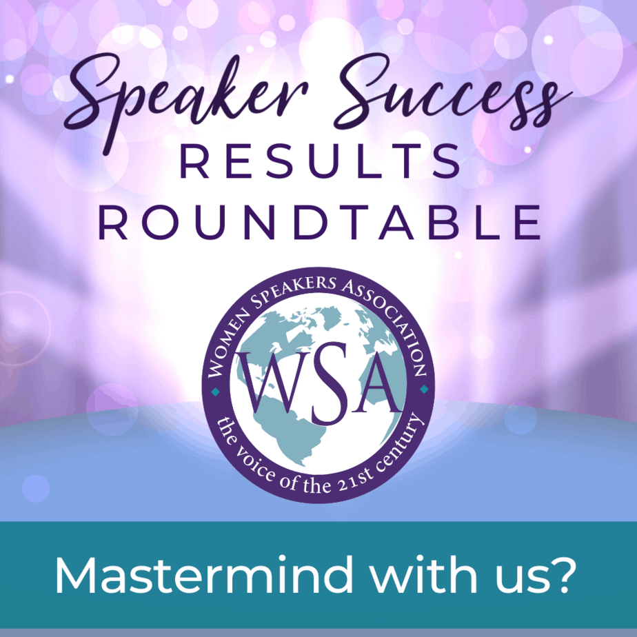 Results Roundtable –WSA's Newest Benefit To Make 2020 A Breakthrough Year