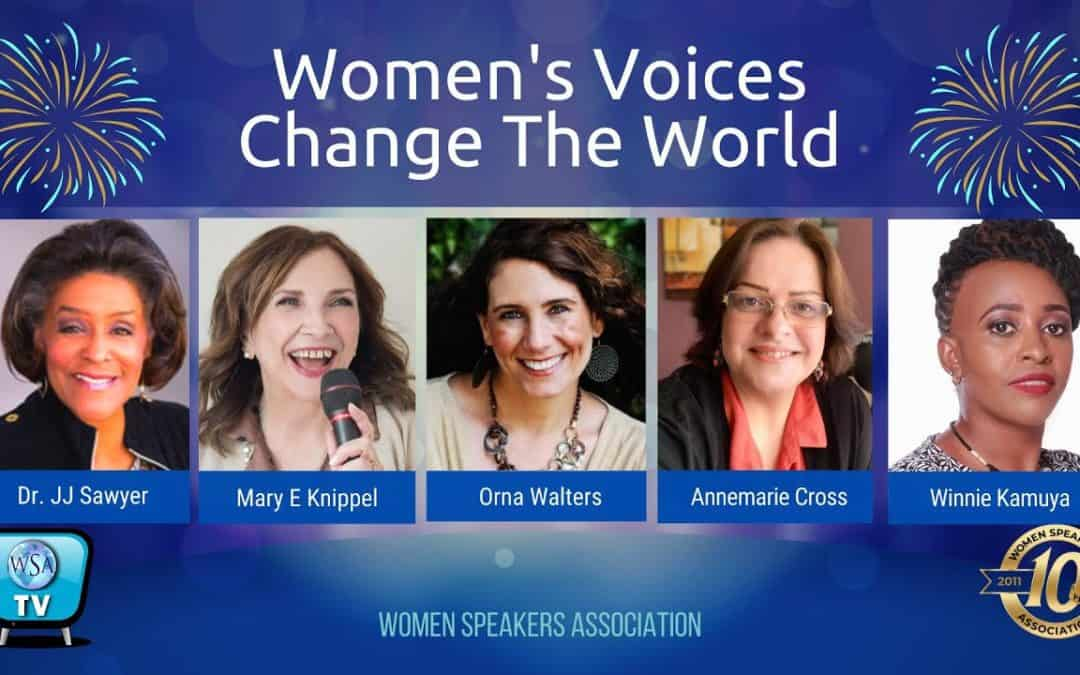 Women's Voices Change The World