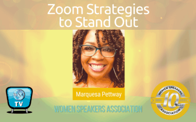 How to Leverage Zoom to Stand Out as a Speaker