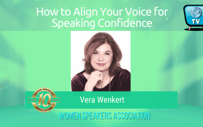 How to Align Your Voice for Speaking Confidence
