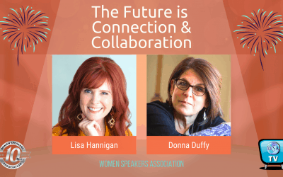 The Future is Women Connecting and Collaborating