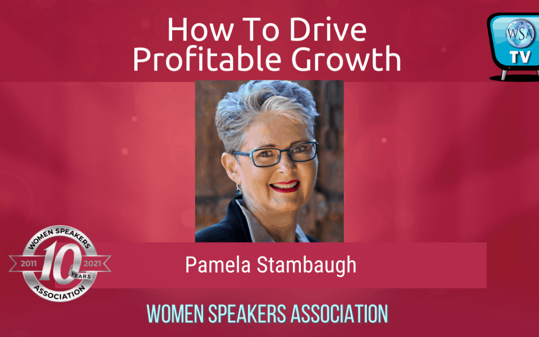 How To Drive Profitable Growth