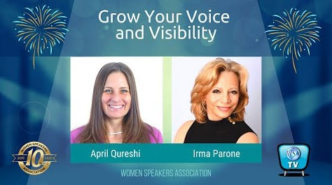 How To Grow Your Voice and Visibility with Women Speakers Association