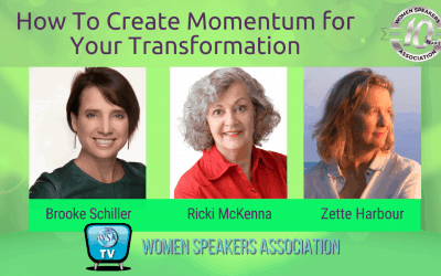 How To Create Momentum for Your Transformation